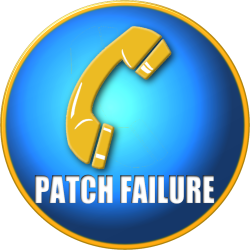Patch Failure