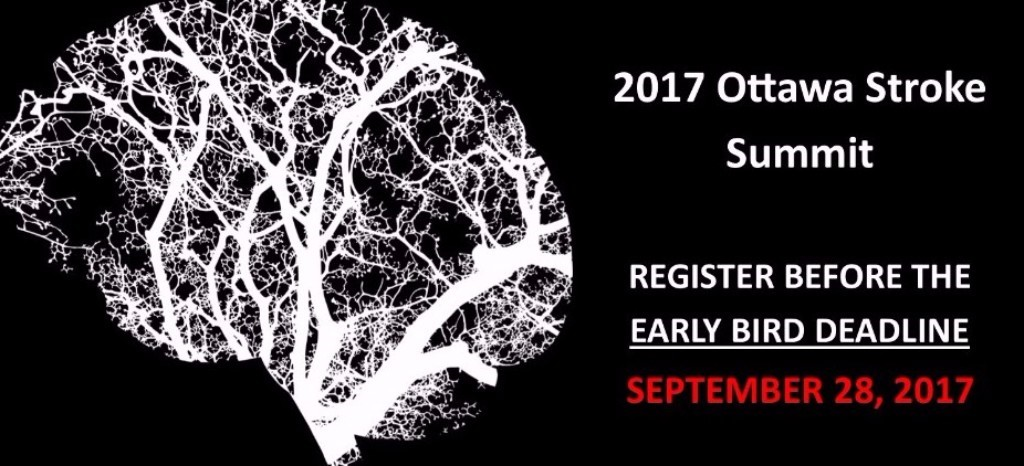 stroke summit 2017 Ottawa2